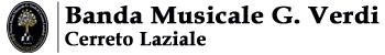 Banda Musicale G. Verdi Cerreto Laziale