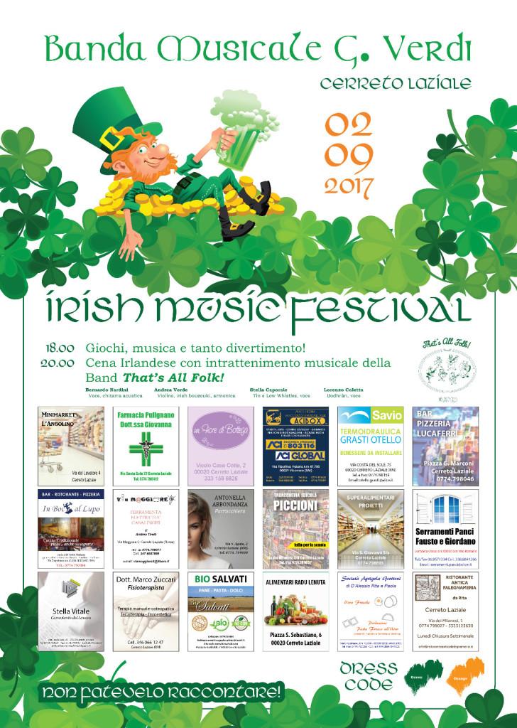 Irish Music Festival