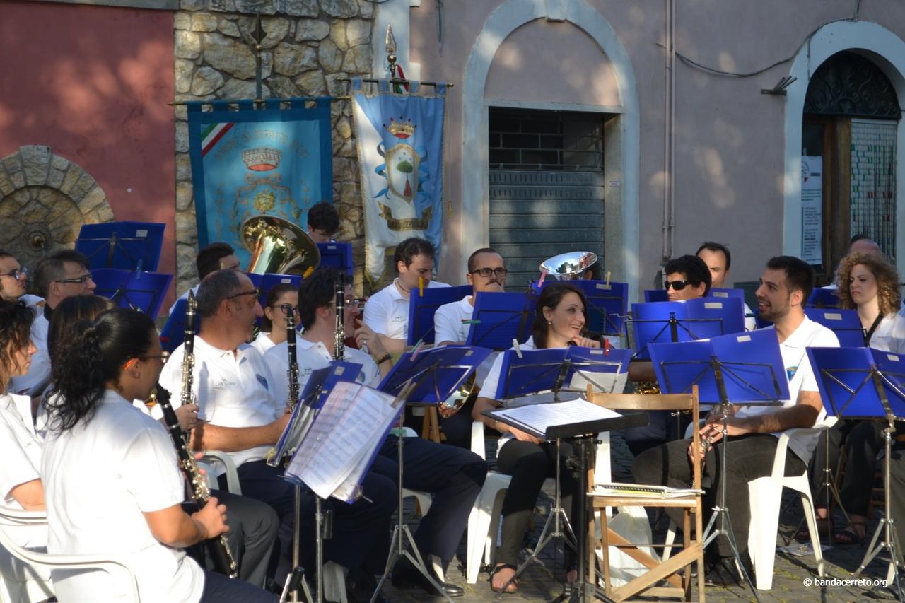 Il Concerto della Banda di Cerreto D'Esi