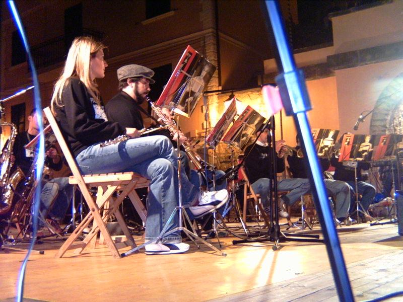 Piazza 'egli Turi Social Club, settembre 2003