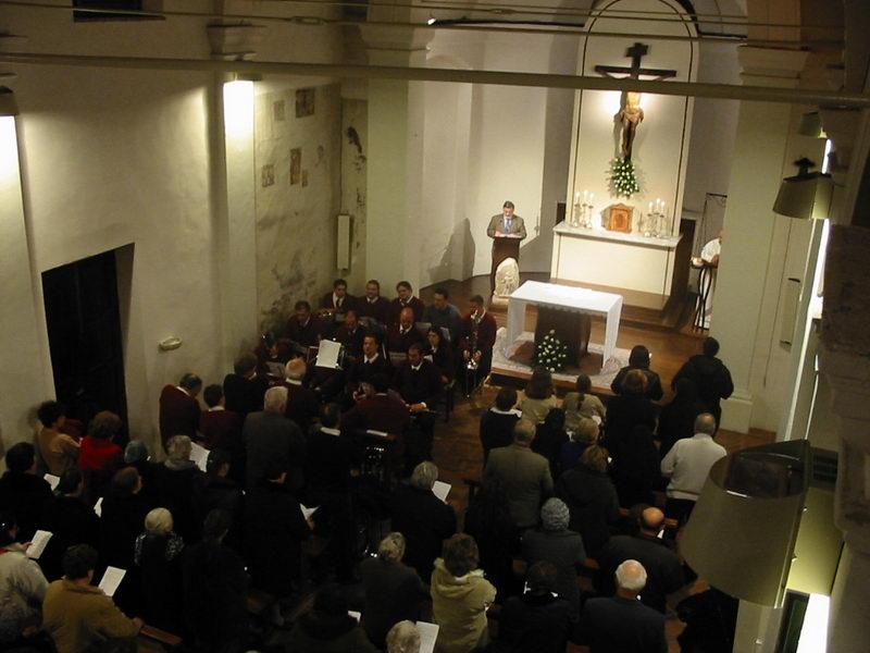20 novembre 2004, Santa Cecilia