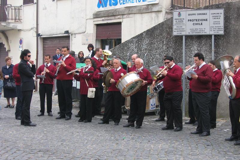 Festa della Gatta, 25 aprile 2006