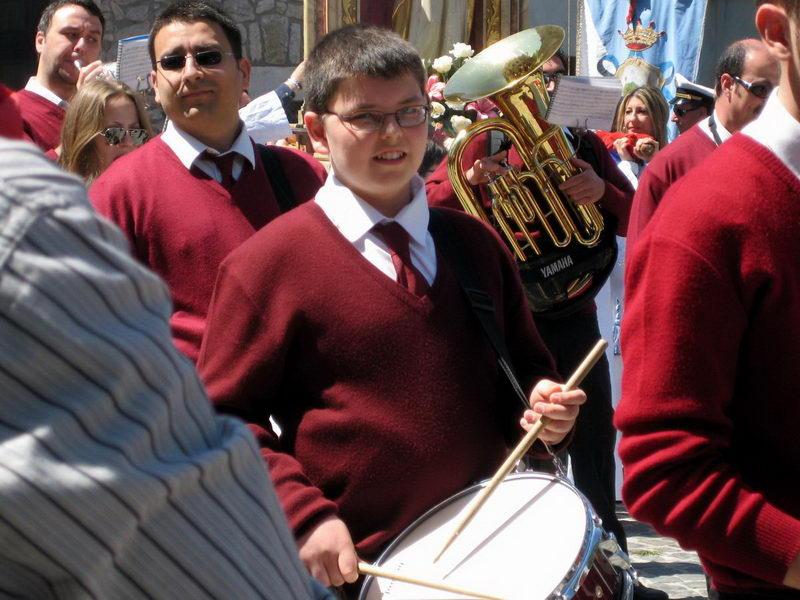25 aprile 2008, Festa della Gatta