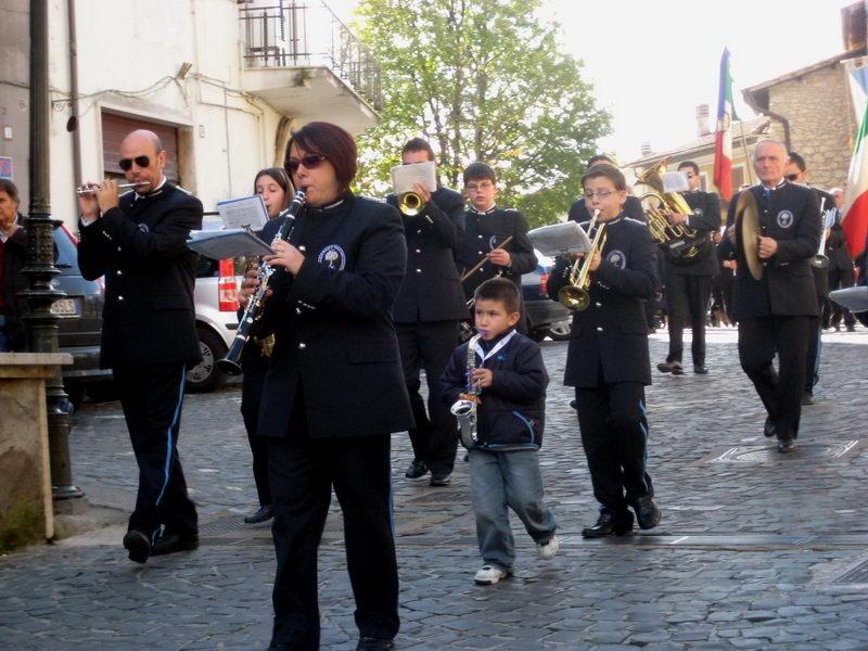 9 novembre 2008, Festa delle Forze Armate