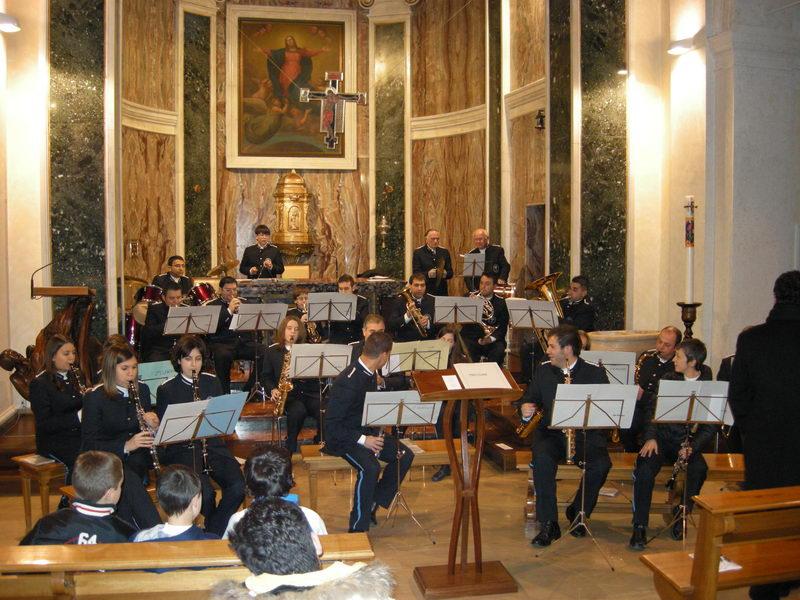 Concerto di Natale 2008