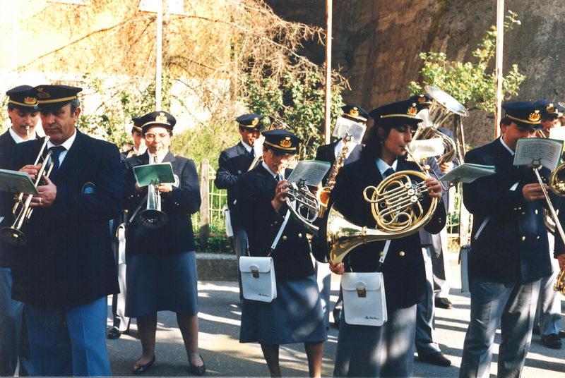 24 aprile 1987, G. Verdi a Gerano