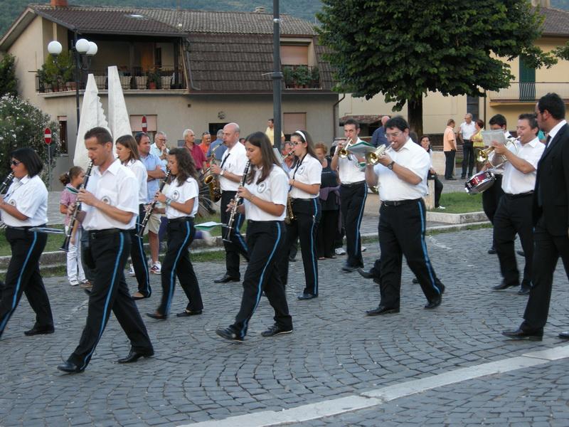 Raduno Balsorano, 7 agosto 2010