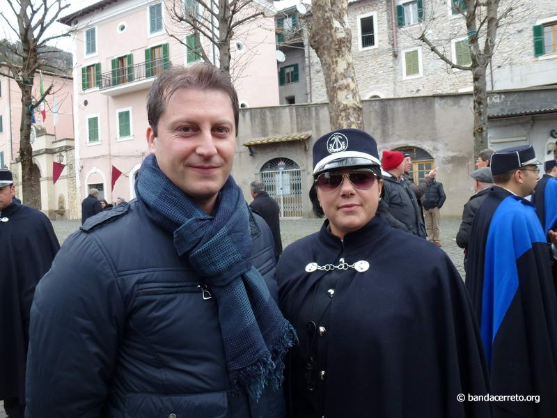 San Sebastiano, gennaio 2012