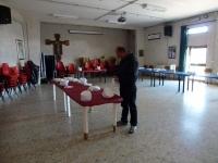 Preparazione Rinfresco S. Cecilia 2012