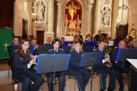 S. Cecilia a Cerreto D'Esi - Il concerto alla Collegiata