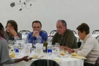 S. Cecilia a Cerreto D'Esi - Il pranzo