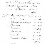Nota Spese 1897