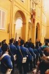 G. Rossini a Castel Gandolfo dal Papa, 1989